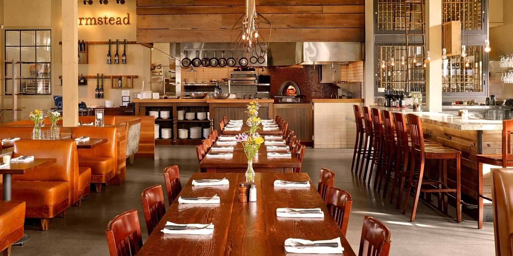 Farm To Table Restaurant St Helena